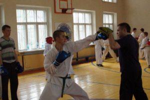 Мастер - Класс по боксу