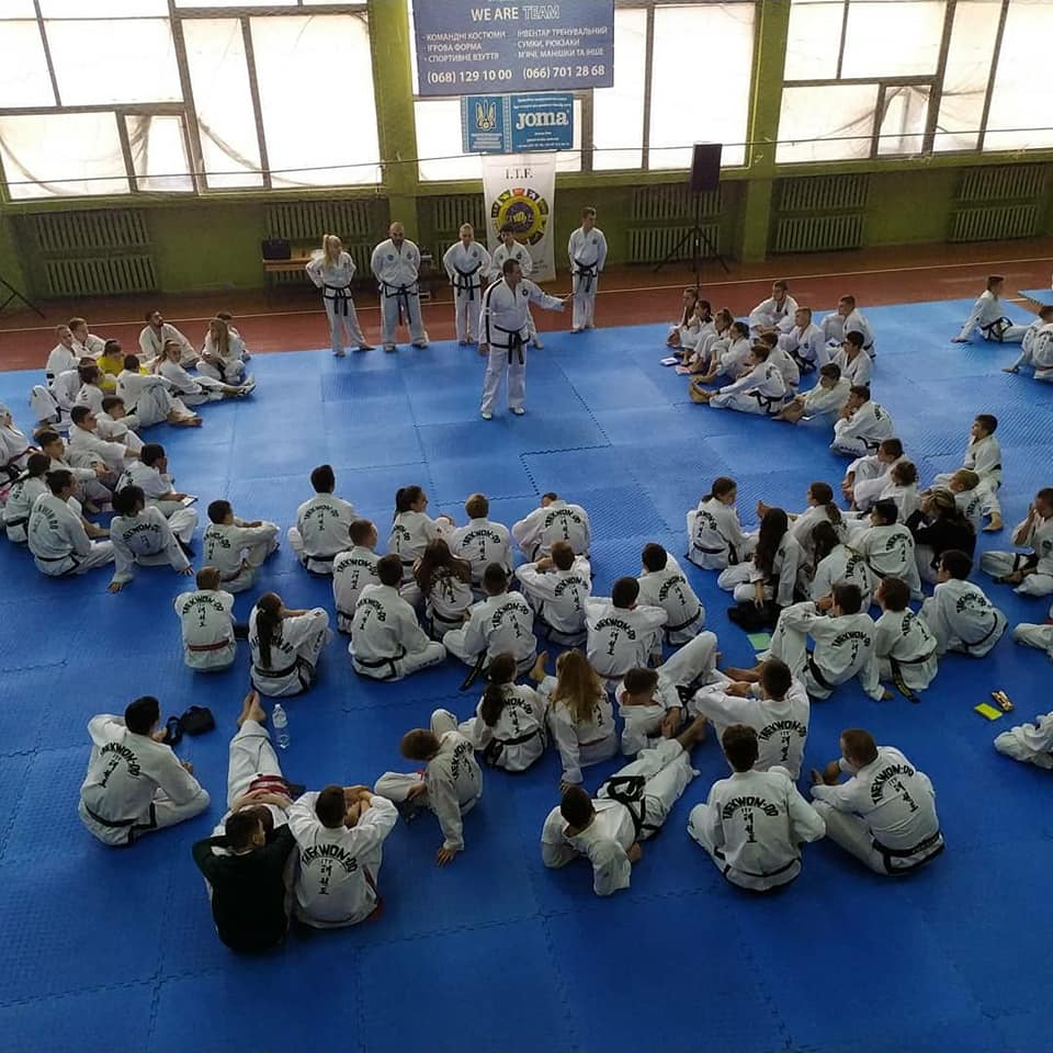 Инструкторско-судейский семинар 2019