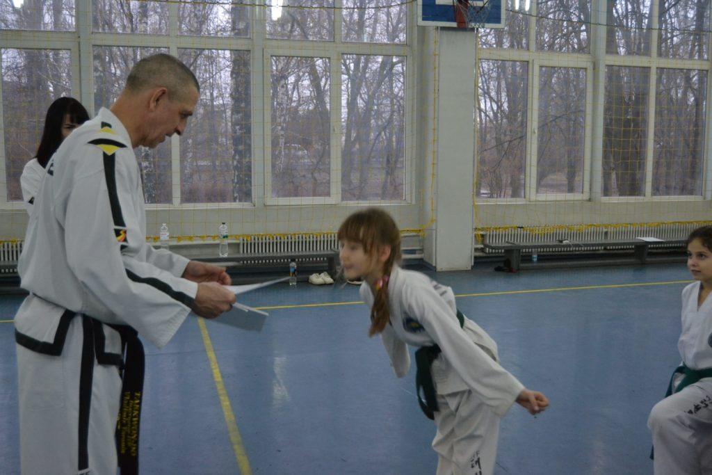 Тулевой семинар под руководством Таранина Владимира Степановича VI дан.